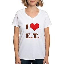 I Love E.T. Shirt