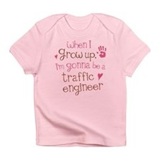 Future Traffic Engineer Infant T-Shirt