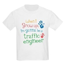 Future Traffic Engineer T-Shirt