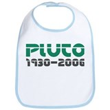 Pluto Memorial 2 Bib