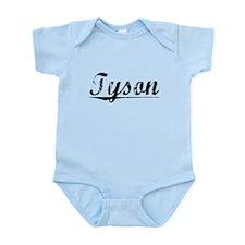 Tyson, Vintage Onesie