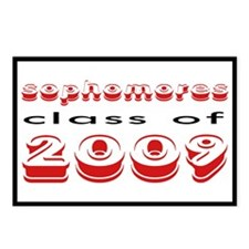 """Class of 2009 Sophomores"" Postcards (Package of 8"