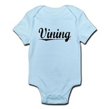 Vining, Vintage Infant Bodysuit