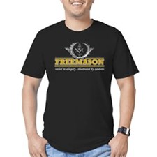 Masonic Collegiate T-Shirt T-Shirt