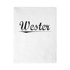 Wester, Vintage Twin Duvet