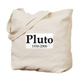 Pluto Dates Tote Bag
