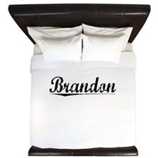 Brandon, Vintage King Duvet