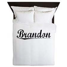 Brandon, Vintage Queen Duvet