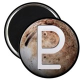 Pluto (Symbol) Magnet