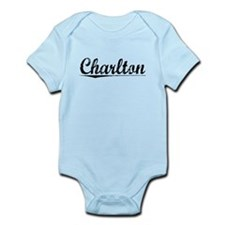 Charlton, Vintage Infant Bodysuit