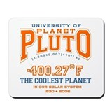 Pluto tshirts and gifts Mousepad