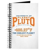 Pluto tshirts and gifts Journal