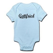 Gottfried, Vintage Infant Bodysuit
