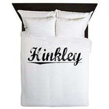 Hinkley, Vintage Queen Duvet