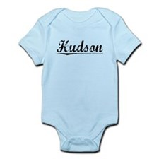 Hudson, Vintage Infant Bodysuit