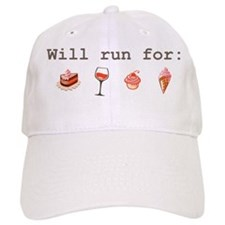 Will run for Baseball Cap