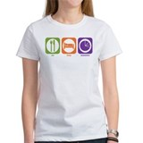 Eat Sleep Economics Tee