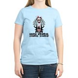 Here zombie,zombie T-Shirt