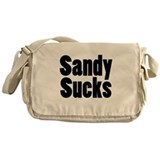 Sandy Sucks Messenger Bag