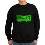 Ghost Hunter Green Sweatshirt (dark)