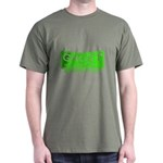 Ghost Hunter Green Dark T-Shirt