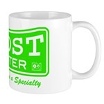 Ghost Hunter Green Mug