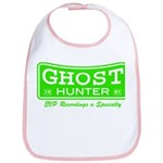 Ghost Hunter Green Bib