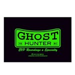 Ghost Hunter Green Postcards (Package of 8)