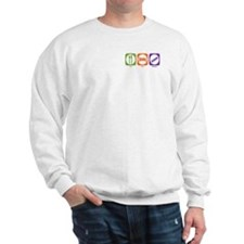 Eat Sleep Genetics Sweatshirt