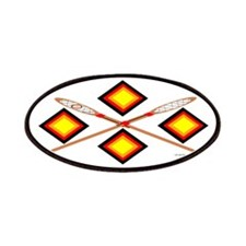 SOUTHEAST TRIBAL STICKBALL Patches