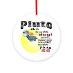 Pluto 1930-2006 Ornament (Round)