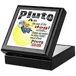 Pluto 1930-2006 Keepsake Box