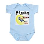 Pluto 1930-2006 Infant Creeper