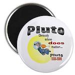 Pluto 1930-2006 Magnet