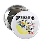 Pluto 1930-2006 Button