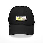 Pluto 1930-2006 Black Cap