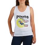 Pluto 1930-2006 Women's Tank Top