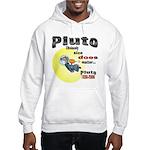 Pluto 1930-2006 Hooded Sweatshirt