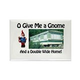 Give me a Gnome Rectangle Magnet