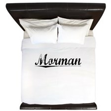 Morman, Vintage King Duvet