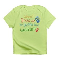 Kids Future Welder Infant T-Shirt