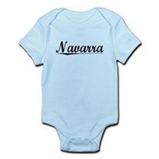 Navarra, Vintage Infant Bodysuit