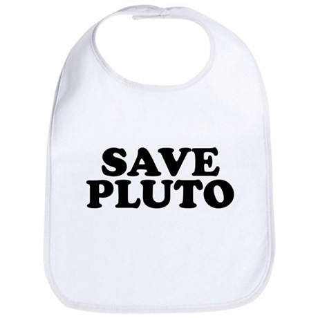Save Pluto Bib