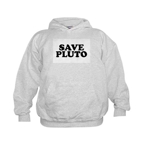 Save Pluto Kids Hoodie
