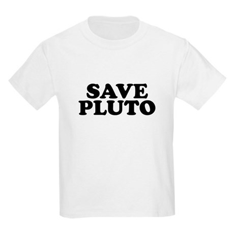 Save Pluto Kids T-Shirt