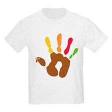 Turkey Hand T-Shirt