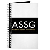 ASSG Black (no tagline) Journal