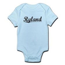 Ryland, Vintage Infant Bodysuit
