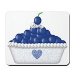 Blueberry Delight Mousepad