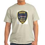 Nu-Pike Police Ash Grey T-Shirt
